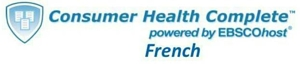 Consumer Health Complete. Powered by Ebscohost. French